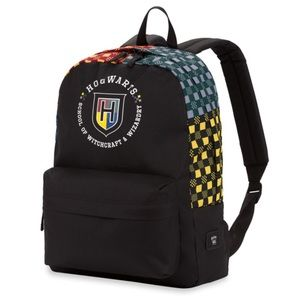 Vans Men's Harry Potter Print Black/Multi Backpack